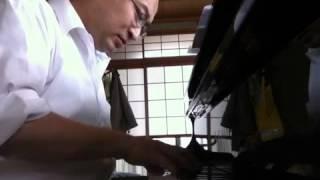 """実家で玉置浩二さん""""からっぽの心で&だんだんとわかるさ""""をピアノ弾語り"""