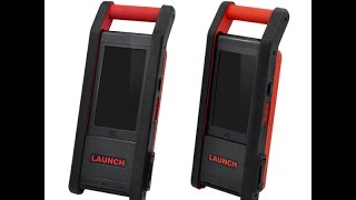 Launch X 431 GDS for Petrol & Diesel Hardware Function & Language Show