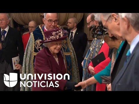 Servicios del Día de la Commonwealth en la Abadía de Westminster