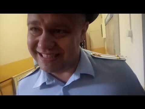 Подполковник 3 СБ ДПС ГИБДД, у которого плохо с ориентацией