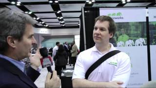 Eric Baldeschwieler interviewed at Strata 2012