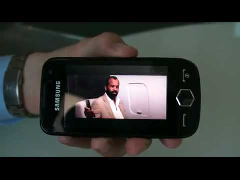 Samsung S8000 Jet - Video Preview Ufficiale 4/6
