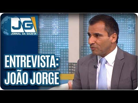 Maria Lydia entrevista João Jorge, vereador - PSDB/SP, sobre as eleições