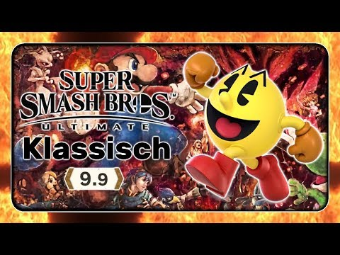 Super Smash Bros. Ultimate [Klassisch / 9.9] (PAC-MAN): Tipps & Tricks! thumbnail