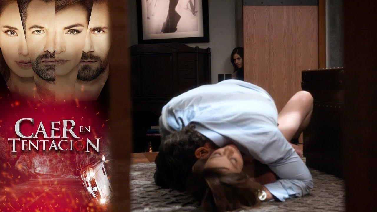 Download ¡Raquel y Damián encienden la pasión! | Caer en tentación - Televisa