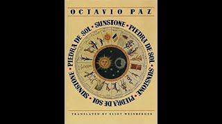 Fragmento Piedra Del Sol Octavio Paz