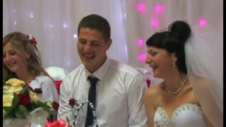 Весільний гумор. Коломийки на весіллі. М...