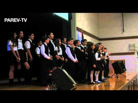 Nazar Altun interview Hovnanian School Honoring Principal Anahid Garmiryan
