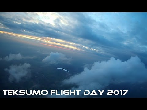 Teksumo Flight Day 2017 with Foxeer Legend 3
