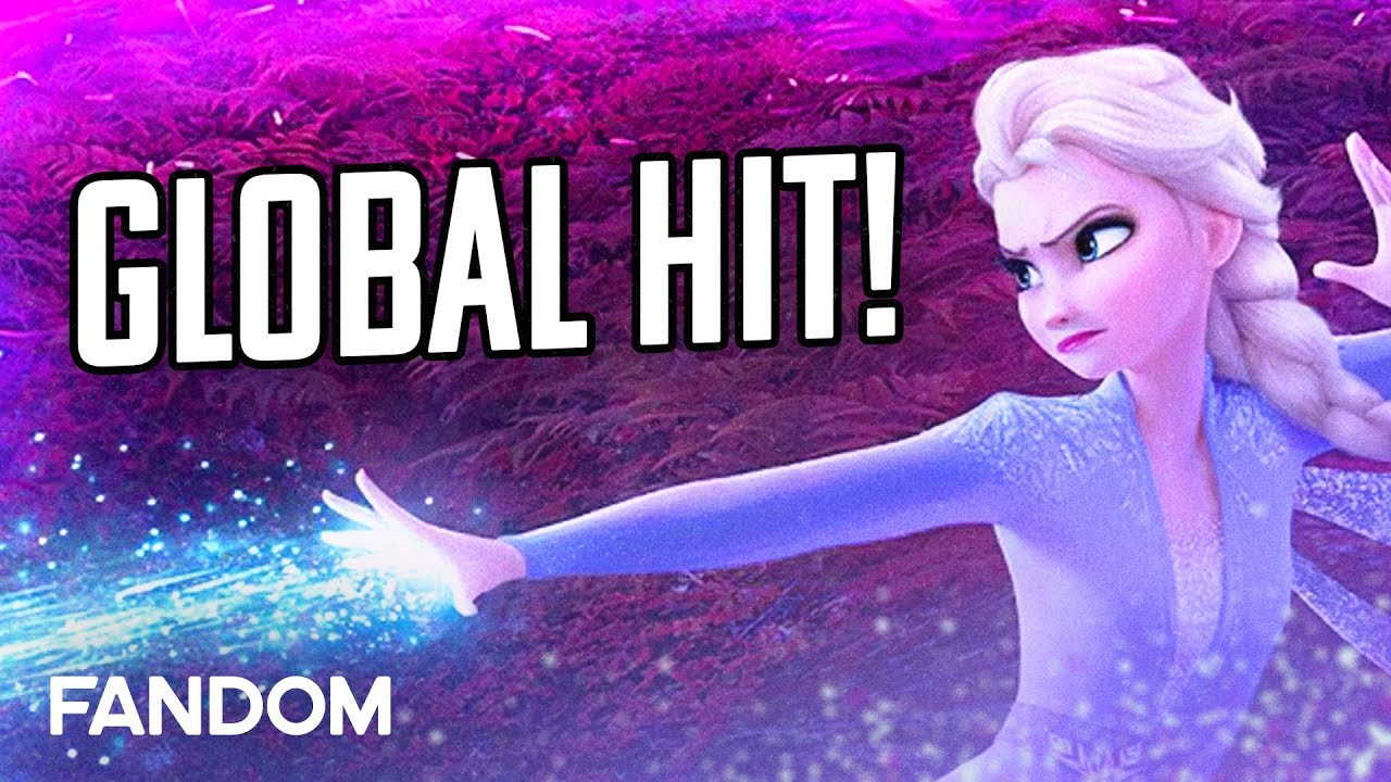 Frozen 2 Sets Global Box Office Record | Charting with Dan!