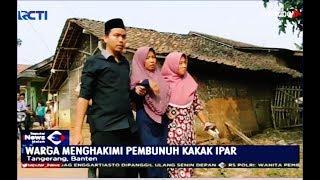Pembunuh Kakak Ipar Dihakimi Warga, Polisi Lepas Tembakan Bubarkan Kerumunan - SIM 02/07