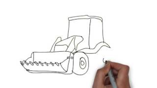 How To Draw Digger