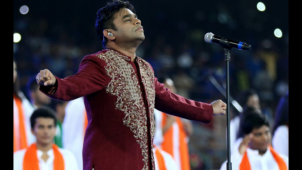 ar rahman won a grammy award for which album