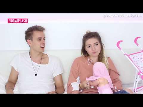 """""""Ja, ich bin schwanger."""" - Bibi OUTET sich! - Promiflash Parodie"""
