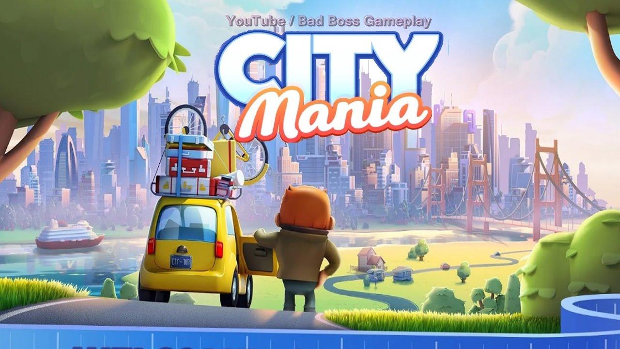 city mania town building game apk mod