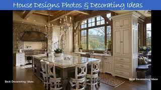 Extravagant kitchen designs | Interior styles & picture guides to create & maintain beautiful