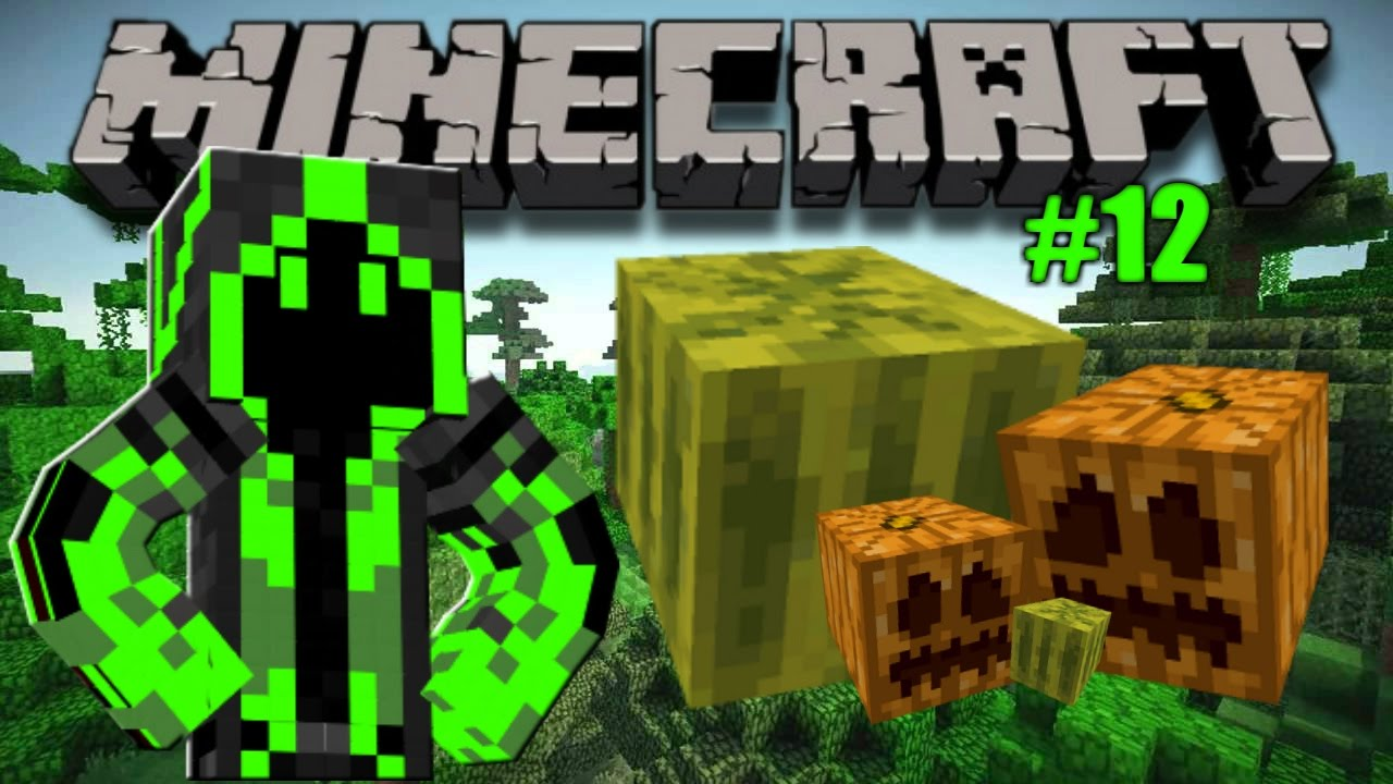 Minecraft | Eps 12 | FOOD FARM!!! - YouTube
