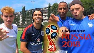 WM 2018 Fußball Challenge Brotatos