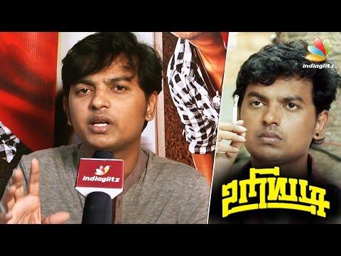 Uriyadi Filmmaker Vijay Thanks Torrent & Thiruttu VCD | Interview