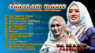Gambar cover Assalam Music Full Album Vol. 23.8.19