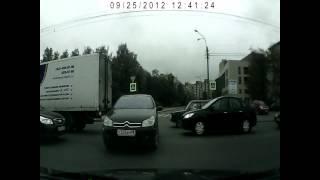 Подборка ДТП / Осень 2012 / Часть 21 - Car Crash Compilation - Part 21