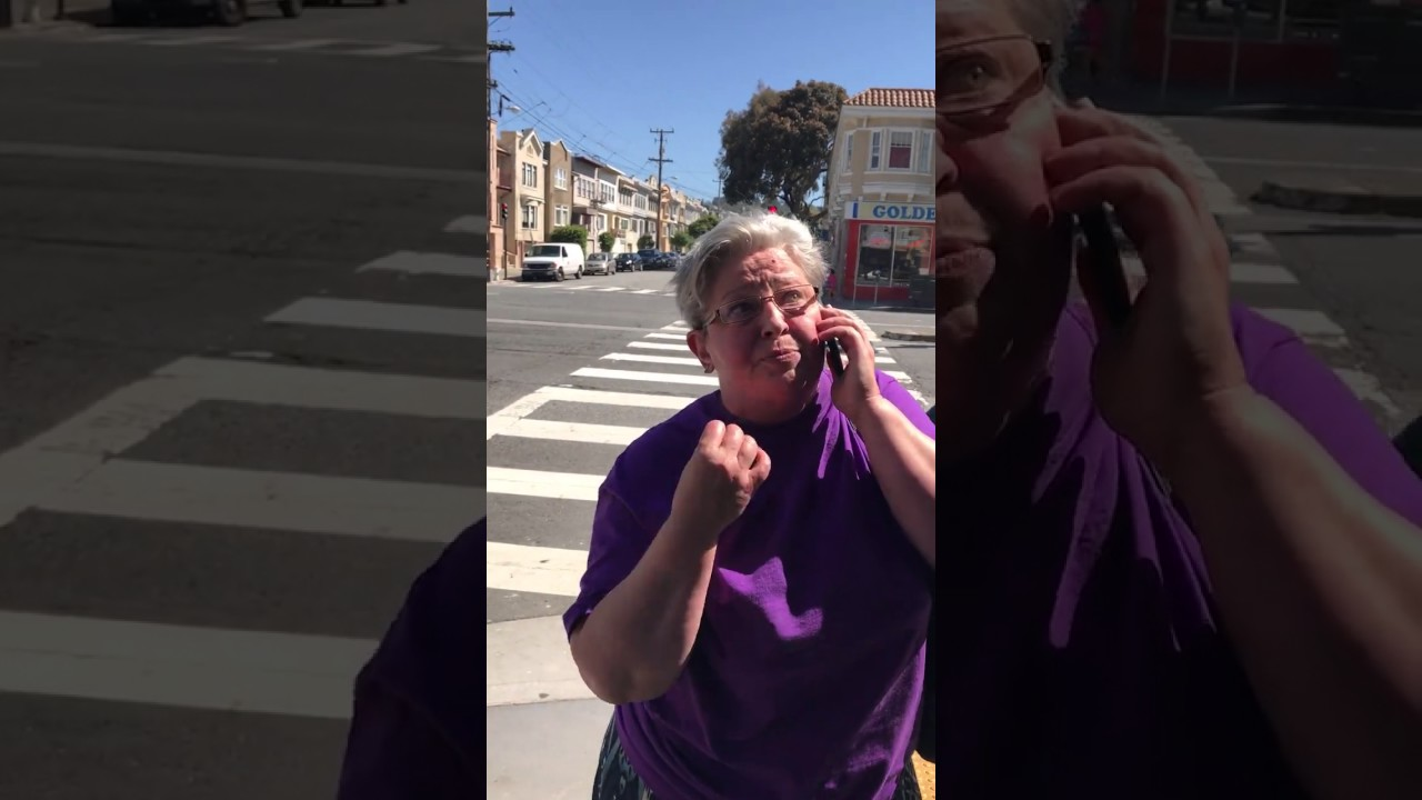 Сан-Франциско: Как же их корежит