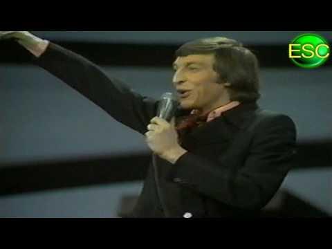 ESC 1970 02 - Switzerland - Henri Dès - Retour