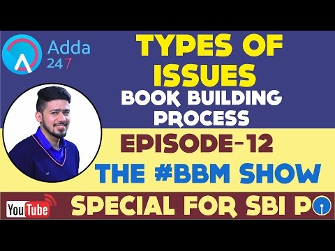 BBM || Types Of Issues,Debentures And Other Facts  || SBI PO 2017 || EPISODE 12