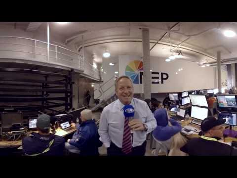 360: Behind the broadcast with Ian Healy