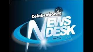 Celebration Television NEWS DESK (3RD APRIL, 2020)
