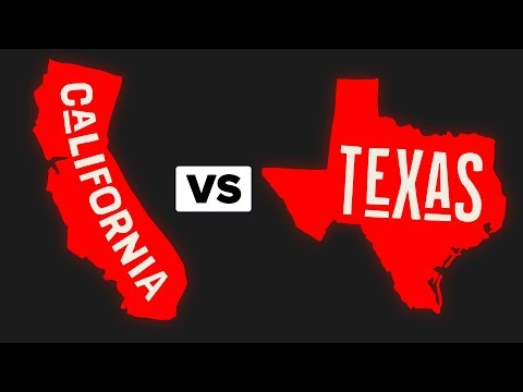 John and Ken - Meet The Woman That Says You Should 'Move To Texas From California!'