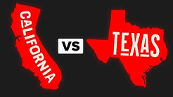 Texas VS California - How Do They Compare?