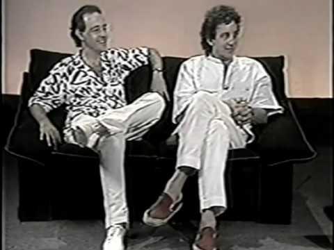 Leda Nagle entrevista os atores Marco Nanini e Ney Latorraca