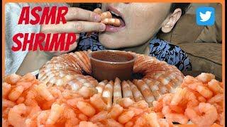 ASMR Shrimp Cocktail Platter *No Talking*Eating Sounds*