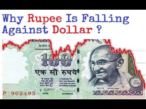 Why Rupee Is Falling Against Dollar ? - GKToday 2018-10-12 12:49