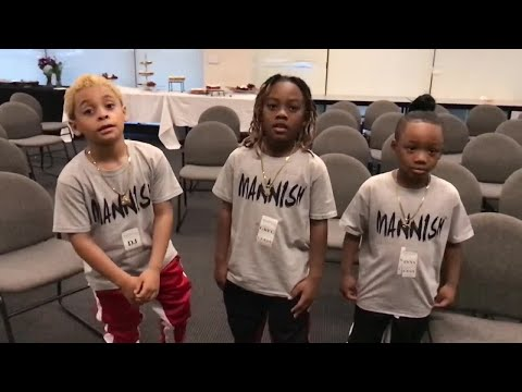 "Mannish, Atlanta trio, featured on ""Showtime at the Apollo"""