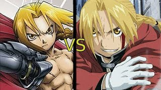 Video Fullmetal Alchemist VS Brotherhood - Part 1 | From Manga to Anime download MP3, 3GP, MP4, WEBM, AVI, FLV Juli 2018