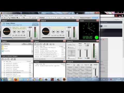 VIDEO AULA COMO TRANSMITIR RADIO ON LINE