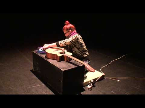 CHLOE CUTLER, The exploration of the electroacoustic guitar in Electroacoustic music (2012)