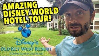 Disney's Old Key West Resort Tour! - Walt Disney World