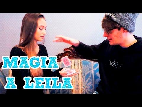 LEILA IMPAZZISCE CON LA MAGIA - JACK NOBILE