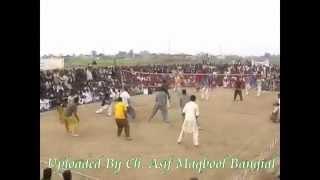 King of Volleyball Sardar Khan Akhtar Khan Baloch