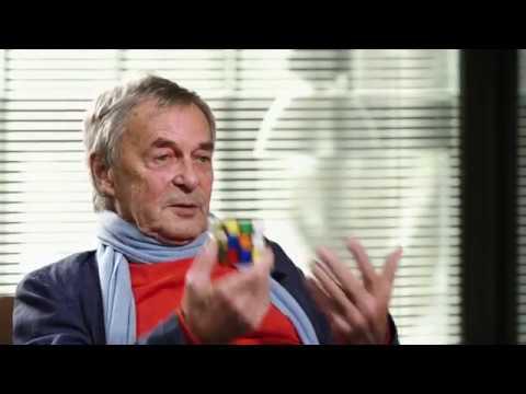 Erno Rubik interview