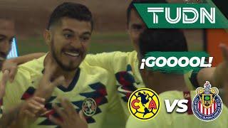 ¡Pero qué golazo de Henry Martín! | América 4 - 1 Guadalajara | Liga Mx Apertura 2019 - J 12 | TUDN