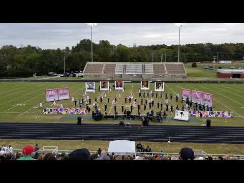 Christian County High School Band regionals 2019