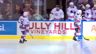 Rochester Americans Highlights 10.5.2018