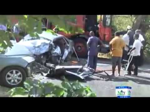 Road Fatality In Grenada