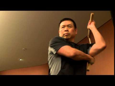 Richard Chew - Nunchaku - Single & Double Demonstration