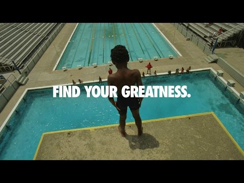 Find Your Greatness London Nike 2012 – Motivational
