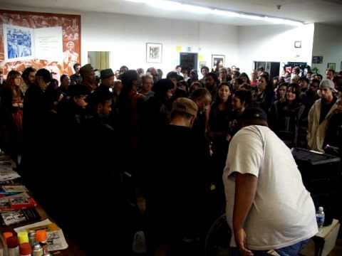 Bilal Ali : Black Panther Party at Los Angeles Anarchist Bookfair